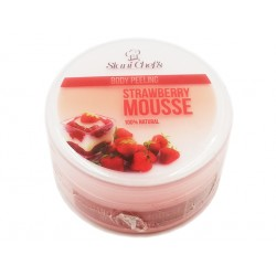 Body peeling - strawberry mousse, Stani Chef's, 250 ml