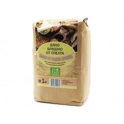 White spelt (dinkel) flour, Ecosem, 1 kg