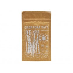 Сибирска чага, сух екстракт на прах, 70 гр.