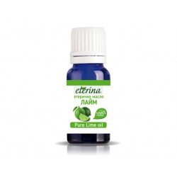 Pure Lime essential oil, Eterina, 10 ml