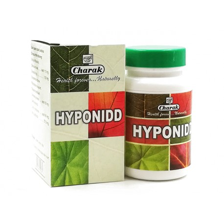 Hiponidd, ovarian health, Charak, 50 tablets