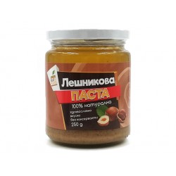 Hazelnut paste, Nutri Food, 250 g