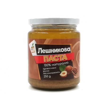 Hazelnut paste, Nutri Food, 250 g