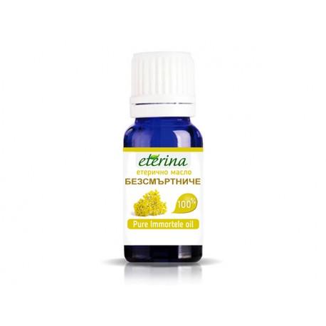 Pure Immortelle essential oil, Eterina, 10 ml