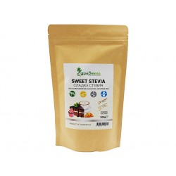 Sweet Stevia, natural sweetener, powder, Zdravnitza, 200 g