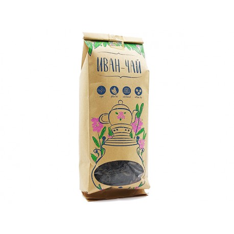 Willowherb (Ivan Tea), dried, Verde Vita, 100 g