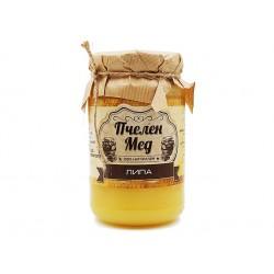 Bulgarian Honey - Linden, natural, Ambrozia, 450 g
