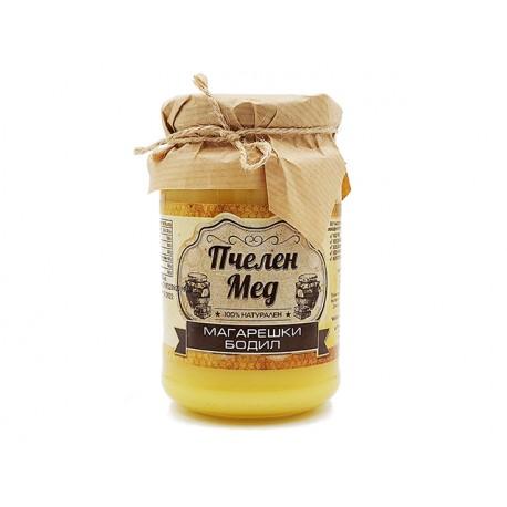 Пчелен мед - Магарешки бодил, натурален, Амброзия, 450 гр.