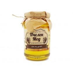 Пчелен мед - Акация, натурален, Амброзия, 450 гр.