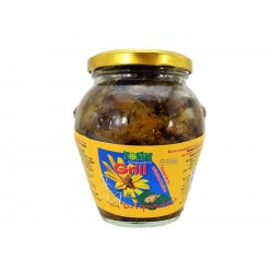 Jerusalem artichokes - Grill