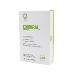 Corviral, against viruses and infections, Inkmed, 20 capsules