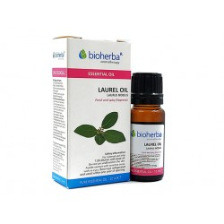 Laurel, essential oil, Bioherba, 10 ml