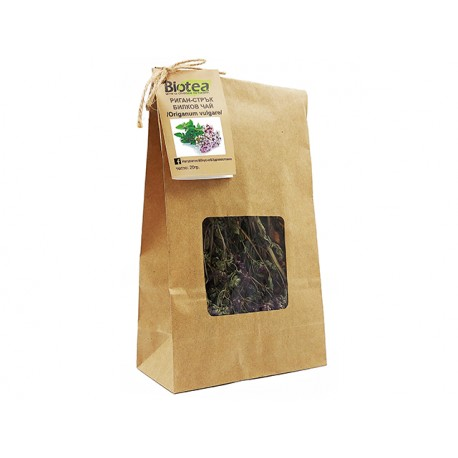 Oregano - stalk, herbal tea, Bitoea, 20 g