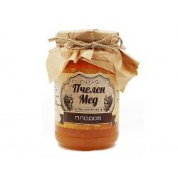 Пчелен мед - Плодов, натурален, Амброзия, 450 гр.