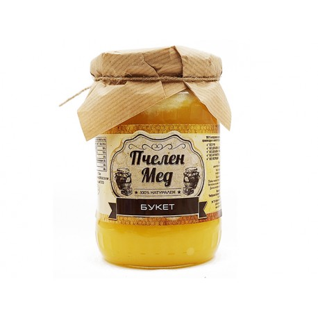 Bulgarian Honey - Polyflore, natural, Ambrozia, 700 g