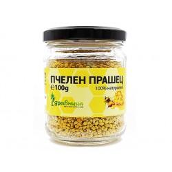 Bulgarian Bee Pollen, natural, Zdravnitza, 100 g