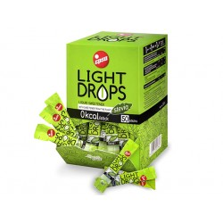 Light Drops, liquid sweetener with Stevia, EPSA, 50 sticks