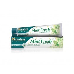 Mint Fresh, Herbal Toothpaste, Himalaya - 75 ml