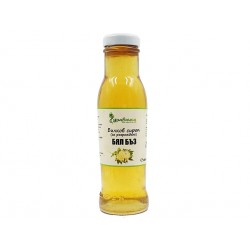 Еlderberry flower, Herbal Syrup, concentrate, Zdravnitza, 285 ml