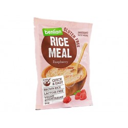 Rice Meal - raspberry, Benlian, 60 g