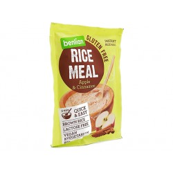 Rice Meal - apple and cinnamon, Benlian, 60 g