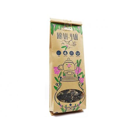 Willowherb (Ivan Tea) with ginger and lemon, Verde Vita, 100 g
