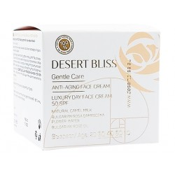 Luxory Day Face Cream with camel milk, Desert Bliss, 50 ml