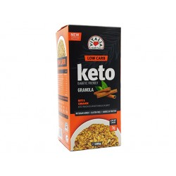 KETO granola with nuts and cinnamon, Vitalia, 280 g