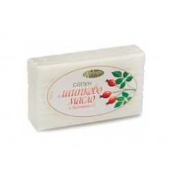 Сапун с шипково масло и витамин C