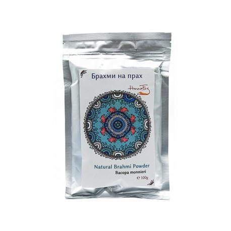 Брахми на прах, ХенаФокс, 100 гр.