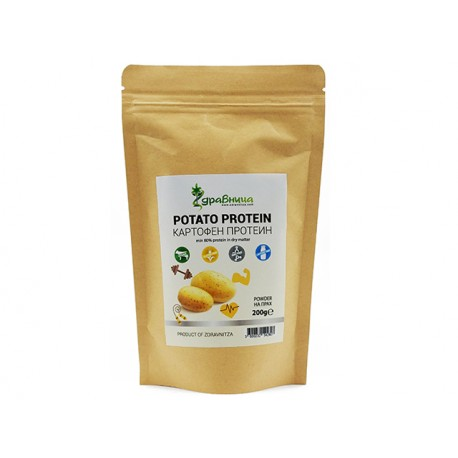 Potato protein powder, Zdravnitza, 200 g