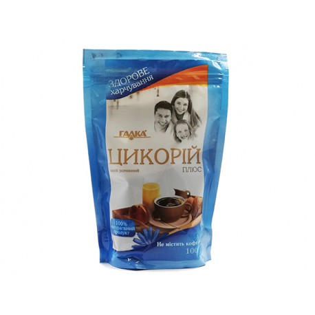 Chicory Plus, instant powdered drink, 100 g