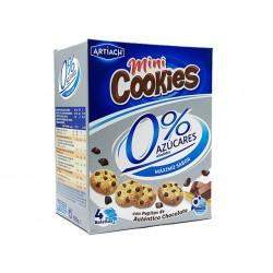 Mini cookies with chocolate, sugar free, Artiach, 120 g