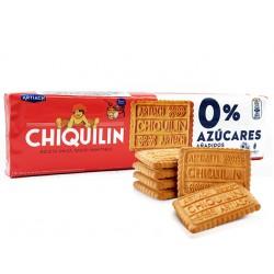 Chiqulin wheat biscuits, sugar free, Artiach, 175 g