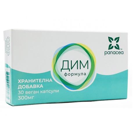 DIM Formula, estrogen metabolism, Panacea, 30 capsules