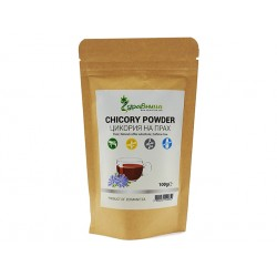 Chicory powder, natural, coffee substitute, Zdravnitza, 100 g