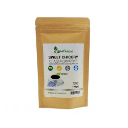 Sweet Chicory, powder, coffee substitute, Zdravnitza, 100 g
