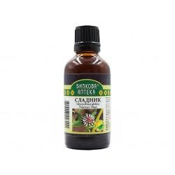 Licorice - root, herbal tincture, Bioherba, 50 ml