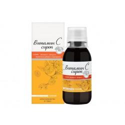 Vitamin C - syrup, liquid form of ascorbic acid, Niksen, 150 ml