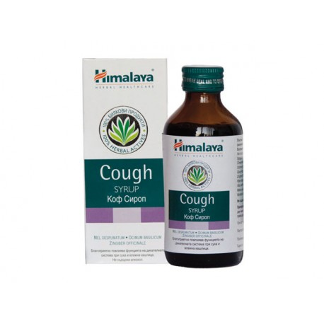 Коф сироп при кашлица