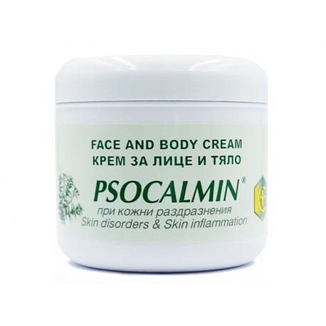 Psocalmin, face and body cream for skin inflammation, 300 ml