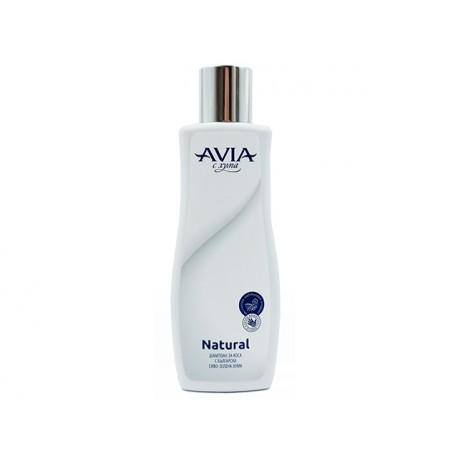 Натурален шампоан с хума, Natural, Avia, 200 мл.