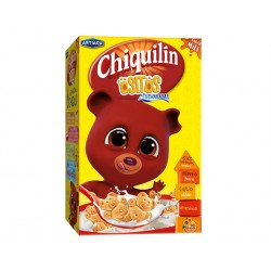 Chiquilin, biscuit mini bears with honey, Artiach, 450 g