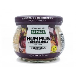 Хумус от патладжан и сусамов тахан, Ла Пиара, 180 гр.
