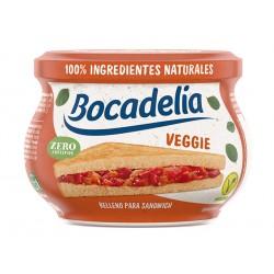 Sandwich filling - pepper and onion, Bocadelia Veggie, 180 g