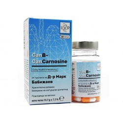 CanB - CanCarnosine, за здрави бели, добове, ИВП, 30 капсули