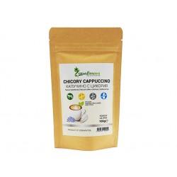 Chicory cappuccino, caffeine free, Zdravnitza, 100 g