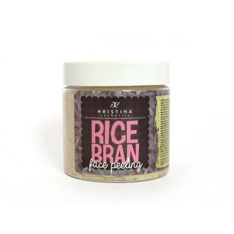 Rice Bran, Face Peeling, Hristina, 200 ml