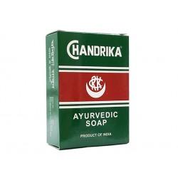 Ayurvedic soap, Chandrika, 75/125 g