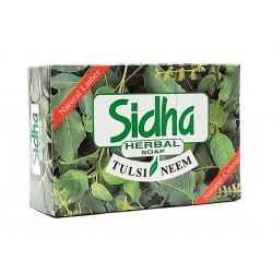 Билков сапун с Нийм и Тулси, Сидха, 75 гр.